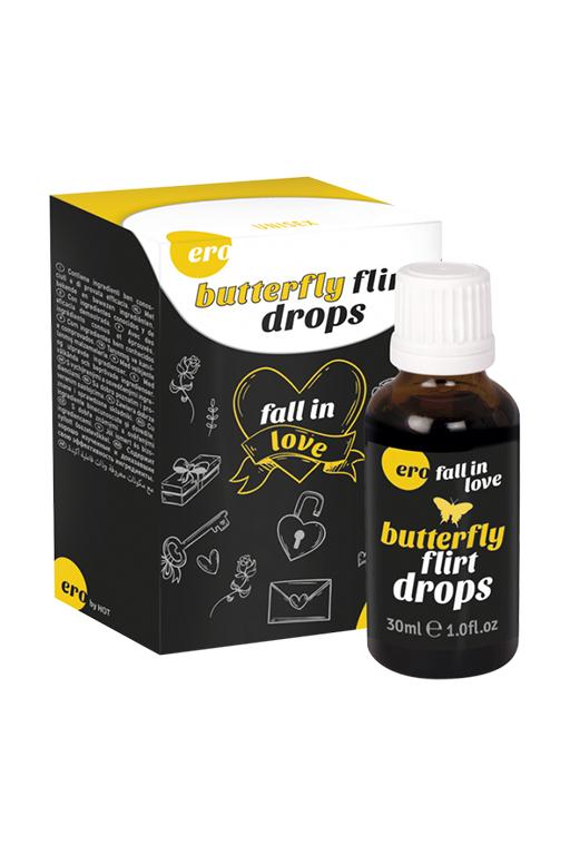 Биологически активная добавка к пище «Полет Бабочки» / «Butterfly flirt drops»