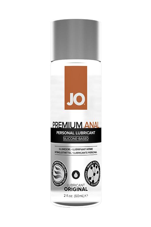 Анальный лубрикант на силиконовой основе / JO Anal Premium 2oz - 60 мл.