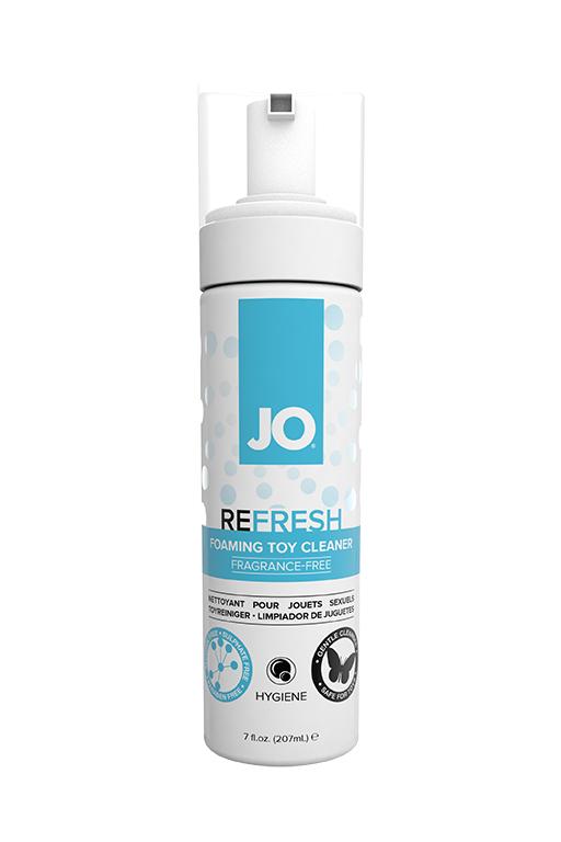 Чистящее средство для игрушек / JO Unscented Anti-bacterial Toy Cleaner 7 oz -  207 мл.