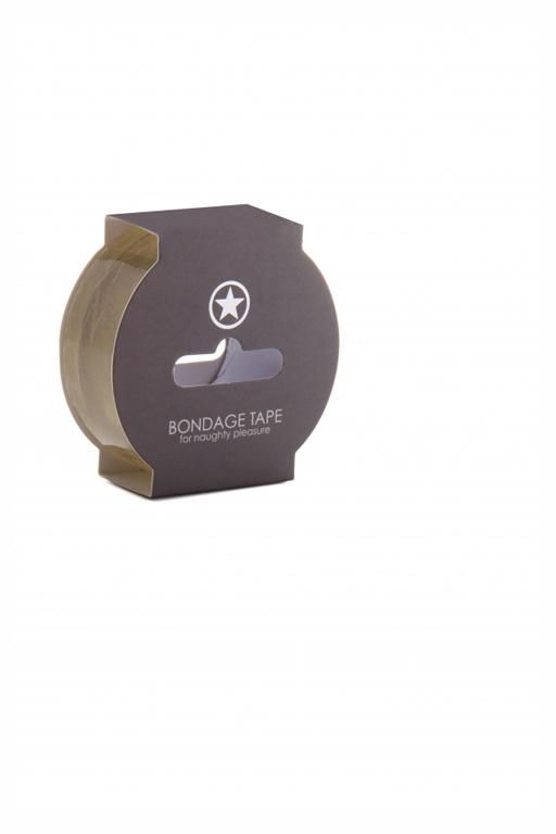 Скотч-лента для бондажа Non Sticky Bondage Tape - 17,5 метров